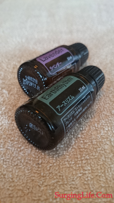 AromaTouch Technique Stage 1 Stress Management Essential Oils