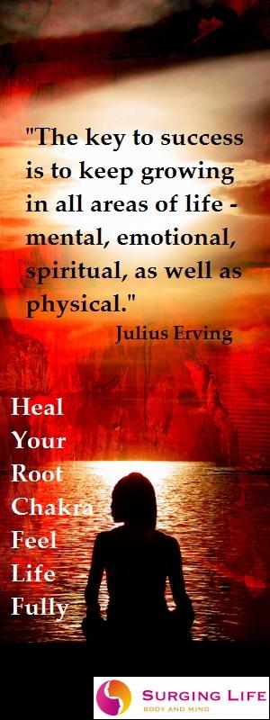 Root Chakra Meditation Guided mp3 - Healing & Opening