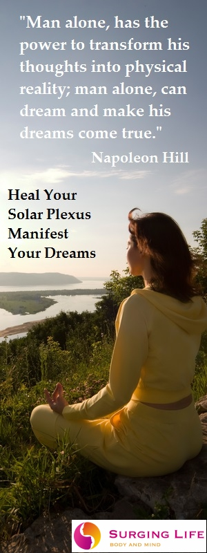Solar Plexus Chakra Meditation Guided mp3 - Healing & Opening