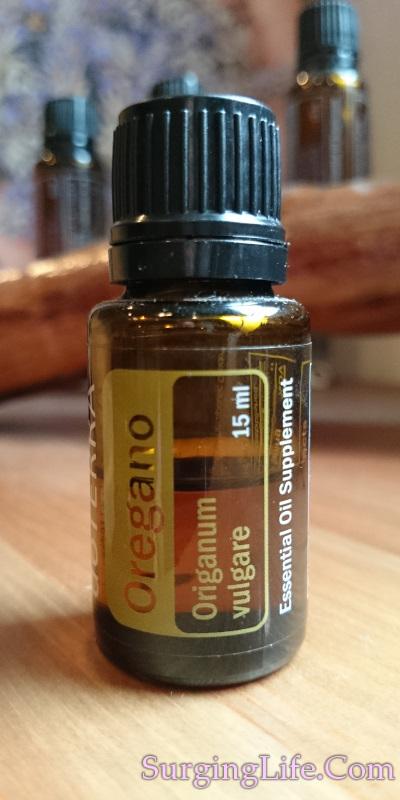 Oregano Essential Oil