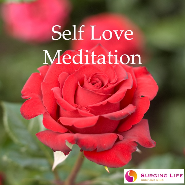Guided Meditation for Self Love led by Stephen Frost