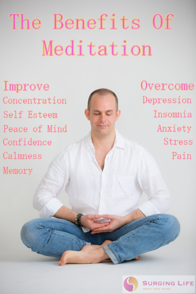 Benefits of Meditation - How And Why It Is Good For You