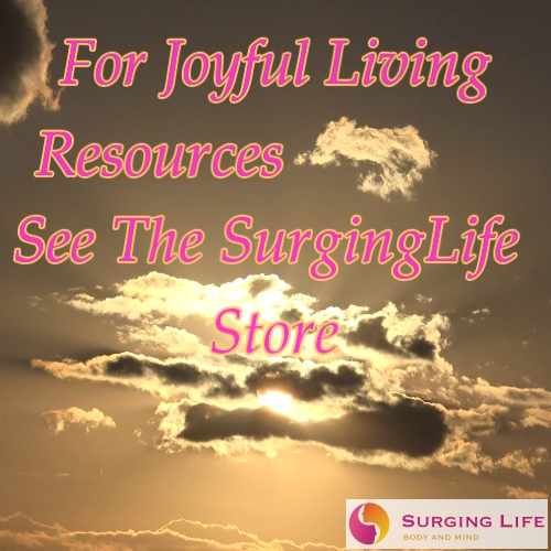 The SurgingLife Store - Guided Meditations, Relaxation Music And More On CD And mp3 For Download
